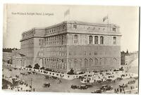 RPPC Postcard New Midland Adelphi Hotel Liverpool UK