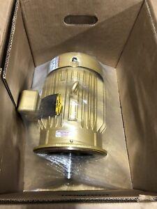 Baldor Reliancer CEM3663T 5hp. Super E Electric Motor Brand New