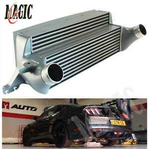 Tuning Competition Intercooler EVO1 For Ford Mustang 2.3L EcoBoost 2015 + Silver