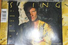Sting - Europe CD / If I Ever Lose My Faith In You A&M Records – 580 175-2