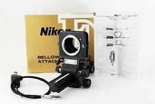 [Almost Unused] Nikon BELLOWS PB-6 w/AR-7,Box,Manual(AR-7)  From Japan #0314