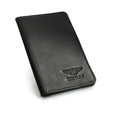 BENTLEY GOLF LEATHER SCORECARD HOLDER