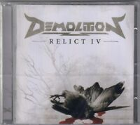 Demolition ‎– Relict IV (CD 2008) NEU/Sealed !!!