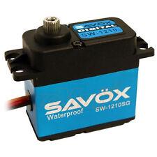 Savox Waterproof Coreless Steel Gear Digital Servo Car Crawler Drift #SW-1210SG