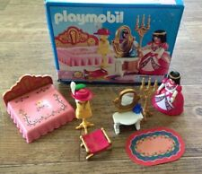Playmobil 4253 Royal Bedroom for Magic Castle Fairy Tale Castle Victorian w Box