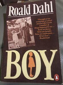Boy By Ronald Dahl