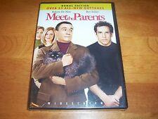 MEET THE PARENTS Widescreen Robert De Niro Ben Stiller Bonus Edition DVD NEW