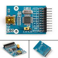 1×FT245 USB Module FT245R FT245RL Communicate Development Board Parallel FIFO Z