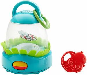 Fisher Price Flutter and Glow Lantern Baby Toy Play Time WHOLESALE QTY X 24