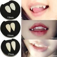 Halloween Cosplay Vampire Fangs Werewolf Teeth Fancy Costume Accessory Tooth