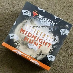 MAGIC THE GATHERING INNISTRAD MIDNIGHT HUNT PRERELEASE KIT PACK