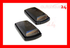 MERCEDES BENZ G CLASS W463 LED TURN SIGNAL LAMPS LIGHTS GENUINE MANSORY SMOKED