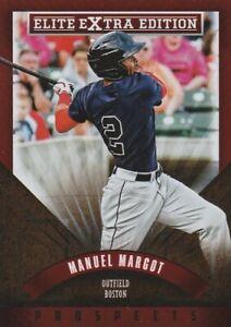 Manuel Margot,2015,Panini,E.E.E(  Prospects,Card ) Fine