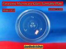 Panasonic Microwave Oven Spare Parts Glass Turntable Plate Platter (W15) NEW