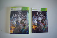 les cinq légendes rise of the guardians dreamworks pal xbox 360 xbox360
