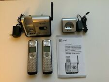 AT&T Cordless Telephone and Handset Dect 6.0 CL82209