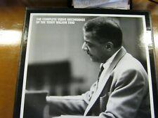 The Complete Verve Recordings Of The Teddy Wilson Trio Mosaic Box Set OOP Ltd Ed
