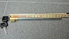 Lock Key Lock Sparta Seat Neiman Style 165mm 10Ø - Lock