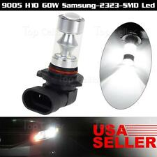 1x SAMSUNG 60W 9005 H10 9040 LED Bulb for Daytime Running Light DRL Projector