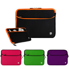 "VanGoddy Tablet Sleeve Neoprene iPad Case For 10"" Apple iPad / 8"" iPad Mini New"