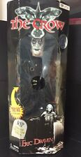 "2001 The Crow, Brandon Lee, 18"" talking doll by Spencer Gifts"