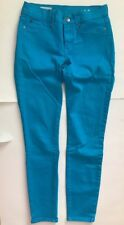 NEW GAP Women's Legging Jean Pants Colored Denim Blue sz 24 00