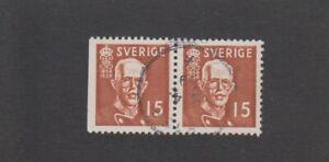 Schweden 1938 Mi. 251 DI/B gest.