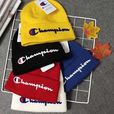New Champion Knitted Cap Leisure Hat CAP Hip hop Baseball Cap Soccer Hat