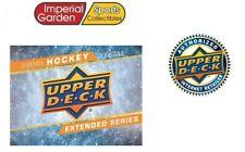2020-21 Hockey UD SERIES Extended Lacrado na caixa varejo * pré Venda Navios meados de julho