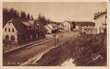 France Le Col de la Schlucht circa 1950 used sepia postcard