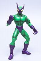 1997 ToyBiz Spider-Man Spider Force BEETLE Action Figure | Very Good | Free S&H