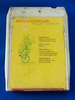 8 track Nilsson Schmilsson Tape Budget Label Rare  1052 Label VTG