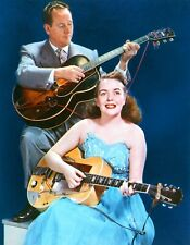 """Les Paul & Mary Ford 8X10"""" Photo #Y0060"""
