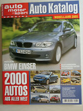 Auto Katalog Modelljahr 2005 Nr. 48 - Vereinigte Motor-Verlage GmbH, 298 Seiten