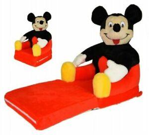 Kindersessel Plüschsessel Maskottchen Maus Sofa Child Seat Mascot Mouse