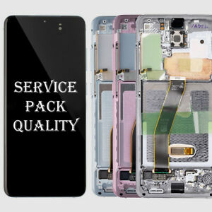 OLED For Samsung Galaxy S20 S21 FE Plus Ultra Display LCD Touch Screen Digitizer