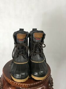 Army Navy Thermolite Boots Steel Shank Women's Size 5