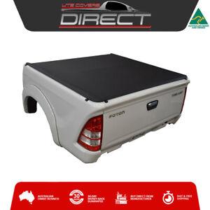 ClipOn Tonneau Cover For Foton Tunland P201 Double Cab - 2014 Onwards
