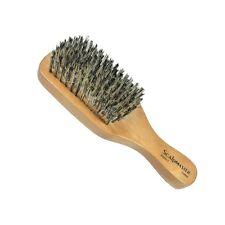 SC2217 Club Brush Scalpmaster Reinforced Boar Bristles Hair Brush