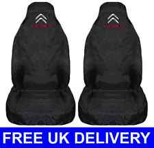 NEW CITROEN CAR SEAT COVERS PROTECTORS WATERPROOF - C-Zero C1 C3 C4 Berlingo