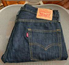 Levi's 513 Jeans W34 L32 para hombre usado