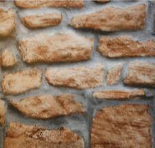 Klebefolie Mauer rustikal Möbelfolie Steinwand natur Dekorfolie 0,45x15 Meter