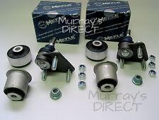 MEYLE Kit 4 Front Wishbone Bushes & 2 Ball Joints for Audi TT Quattro & S3 2000>