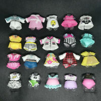 100+ outfit clothes dress skirt for LOL Surprise Dolls Big Sisters Accessory Toy