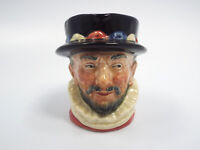 Royal Doulton Beefeater Small Character Toby Mug Jug, A Mark, 3 1/4""