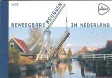 "PRESTIGEBOEKJE Nr. 75 - PR75: ""BEWEEGBARE BRUGGEN IN NEDERLAND""  2018"
