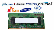1GB DDR3-1066 PC3-8500S 2Rx16 DDR3 SDRAM  Laptop Memory