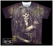 Jack Sparrow Minute Mirth Street T-shirt The King Is Back Shiroi Neko Medium