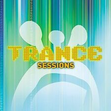 Shadow: Trance Sessions VARIOUS ARTISTS MUSIC CD