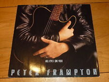 "PETER FRAMPTON - All Eyes On You - Deleted 1986 UK 3-track Virgin vinyl 12"""